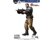 Figurine - Gears of War 4 - Color Tops - JD Fenix - McFarlane Toys