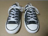 Converse - Chuck Taylor All Star - Ox Black Lo-Top - Size 5