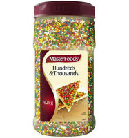 Masterfoods Hundreds And Thousands 925gm