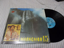 MARACAIBO 15 SELF TITLED IMPORT LP LOOK