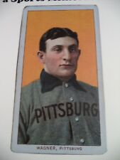 Pittsburgh Pirates Honus Wagner Baseball Card Poster