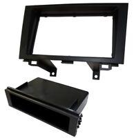 Adaptateur autoradio façade cadre réducteur 1/2DIN pour Honda CR-V 2006-2011