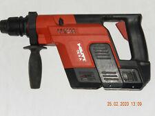 HILTI TE 5A Akkubohrhammer/Bohrmaschine,funktionsfähig mit AKKU BP 60 oder BP40