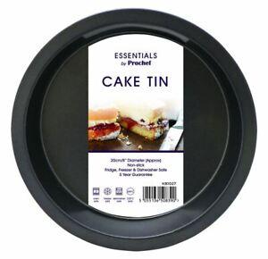 8 Inch Non-Stick Premium Coated Baking Victoria Sponge Cake Sandwich Tin
