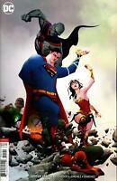 JUSTICE LEAGUE #21 JAE LEE VARIANT 2019 DC Comics NM