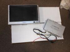 "Camos 8"" TFT LCD Color DVD Monitor Screen w/ Super TV Tuner Box TD-91 CM-802W"