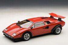74651 AUTOart 1:18 Lamborghini Countach LP500S Walter Wolf Edition Red