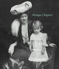 Rosie Boote Marchioness of Headfort Taylour Earl of Bective 1904 Photo Article