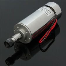 400W DC 12V-48V 12000rpm Air Cooled Spindle Motor Engraving Milling