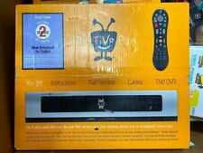 New TiVo Box Dvr,Digital Video Recorder, Dual Tuner, 2 Shows at Once