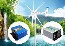 1800 W WindZilla PMA 12 V AC 6 Blade Wind Turbine Generator+Controller+ Dumpload