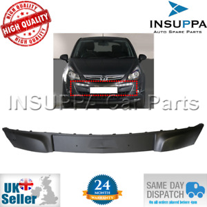 Front Bumper Holder Panel Backing For Opel Vauxhall Corsa D MK3 2006 On 1400872