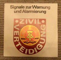 MDI DDR NVA Aufnäher für Felddienstmütze Rangabzeichen Unterfeldw ab 1986