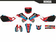 Honda CR 125 250 1997 1998 1999 97 98 99 Motocross MX Decals graphics kit