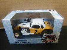 Bill Wilson #7 Dirt Modified Coupe 1/64 Orange County Legend