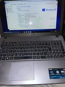 "ASUS S550C i5-3337U 1.8GHz 12GB SSD 240 15.6"""