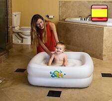 Bañera hinchable Piscina inflable para bebe BESTWAY niños