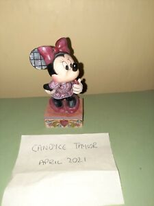 """Minnie Mouse Figurine/statuette - Disney traditions """"SWEETHEART DIVA"""""""
