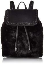 NWT Jessica Simpson Woman's Backpack, Black, MSRP: $138.00, Adjustable Strap