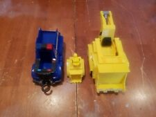 Lot of 3 Paw Patrol Vehicles Flip & Fly Rubble Chase Police Vehicle