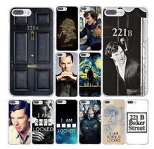 I am Sherlock Holmes Hard Phone Case Apple iPhone XS Max XR X 8 7 6 6S Plus 5 5S