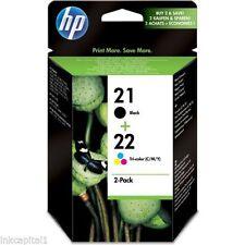 Cartuchos de tinta unidades incluidas 2 para impresora HP