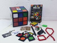 Rubik's Mind Twisting Magic Set Kids Childrens Toy Cube Complete Boxed