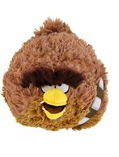Offical Angry Birds Star Wars Limited Edition Soft Plush Toy Chewbacca