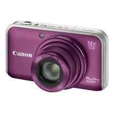 Canon PowerShot SX210 IS 14,1 MP Digitalkamera - Lila