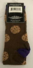 Women's Fashion Novelty Casual Dress Chocolate Chip Cookie Socks Size 6-12