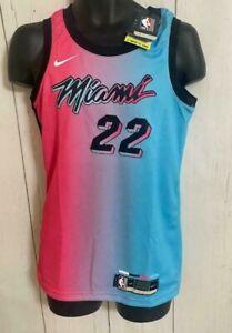 Nike Swingman Jersey Jimmy Butler Miami Heat City Edition 2020 CN1741-687 Sz M