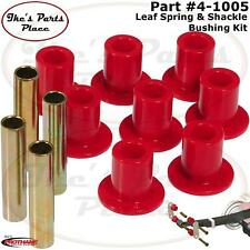 "Prothane 4-1005 Spring Eye 1""OD Bushing Kit 69-93 D-Series-Frt/Rr-4WD/Rear-2WD"