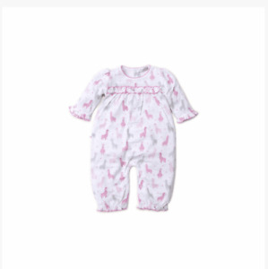 Kissy Kissy Wooly Llamas Print Playsuit 3-6m New with Tags