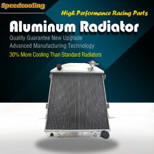 3 Rows Aluminum Radiator For Ford Model T Bucket 1917-1927 Chevy Engine