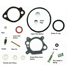 Replace Carb Parts For Briggs & Stratton 492495 493762 498260 398183 49826 6.5hp