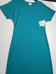 Lularoe XS Maria Long T-Shirt Dress