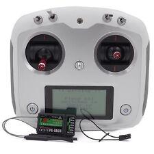 Flysky FS-i6s 2.4G 10CH AFHDS 2A Transmitter with FS-iA6B Receiver