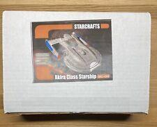 Star Trek : USS Thunderchild Akira Class 1400 Scale Model Kit by Starcrafts BNIB
