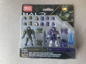Mega Construx Halo Spartan III Customizer Pack