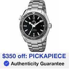 Omega 232.30.46.21.01.001 Seamaster Planet Ocean Para Hombre De Acero Inoxidable Reloj