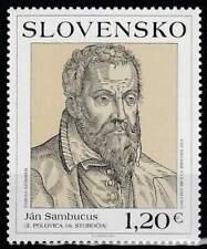 Slowakije postfris 2011 MNH 672 - Johannes Sambucus