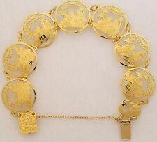 Shih Tzu Jewelry Gold Bracelet by Touchstone