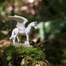 Miniature Dollhouse Fairy Garden Mini Pegasus Figurine