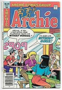Archie #310 (Archie, 1981) – Li'l Jinx – Jughead – FN+