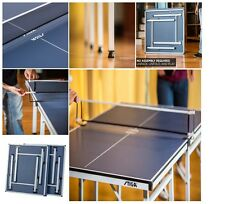 STIGA Advantage Table Tennis Ping Pong Table Indoor Game Space Saver Hi Quality