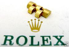 Rolex MEDIUM Jubilee 18 ktgelbgold elemento circa 13,1mm - 1980er/1990er anni
