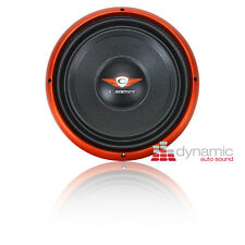"Cadence S1W12-D4 Car 12"" DVC 4-ohm S-Series Audio Subwoofer Sub 900 Watts New"