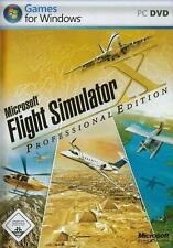 Microsoft Flight Simulator X 10 - Deluxe / Professional Edition - PC Game *NEU*