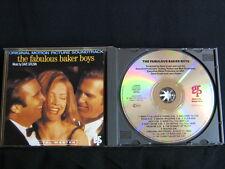The Fabulous Baker Boys. Film Soundtrack. Compact Disc. 1989.