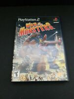War of the Monsters, PlayStation 2 2003